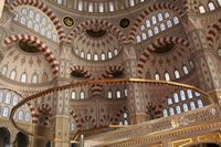 Central Sabanci Mosque (The Largest Mosque in Turkey and Middle East) Photo Gallery 3 (Adana)