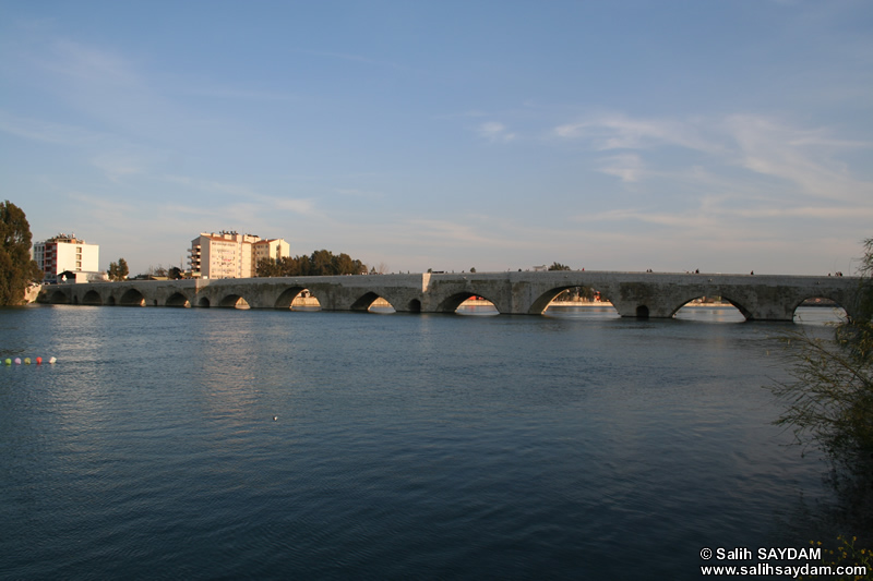 Stone Bridge (Taskopru) Photo Gallery (Adana)