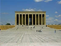 Mausoleum (Anitkabir) Photo Gallery 1 (Ankara)