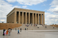 Mausoleum (Anitkabir) Photo Gallery 4 (Ankara)