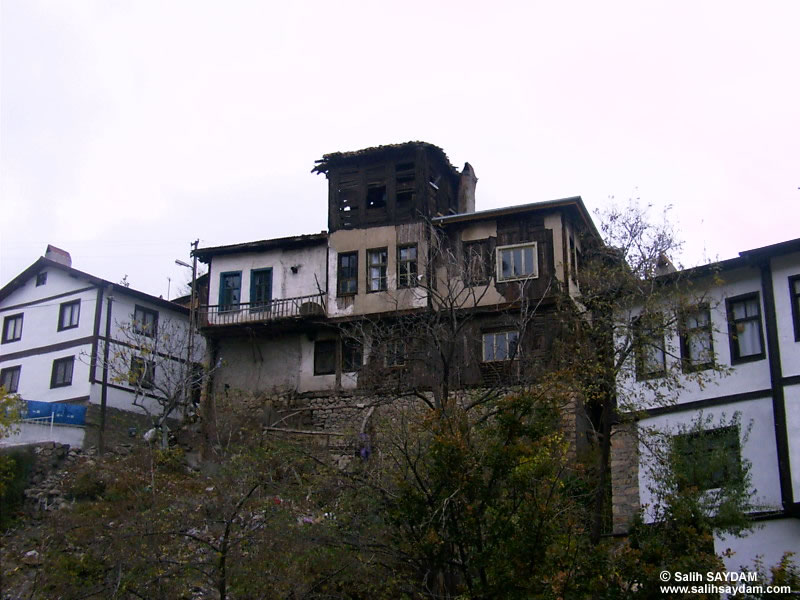 Houses of Beypazari Photo Gallery 01 (Ankara, Beypazari)