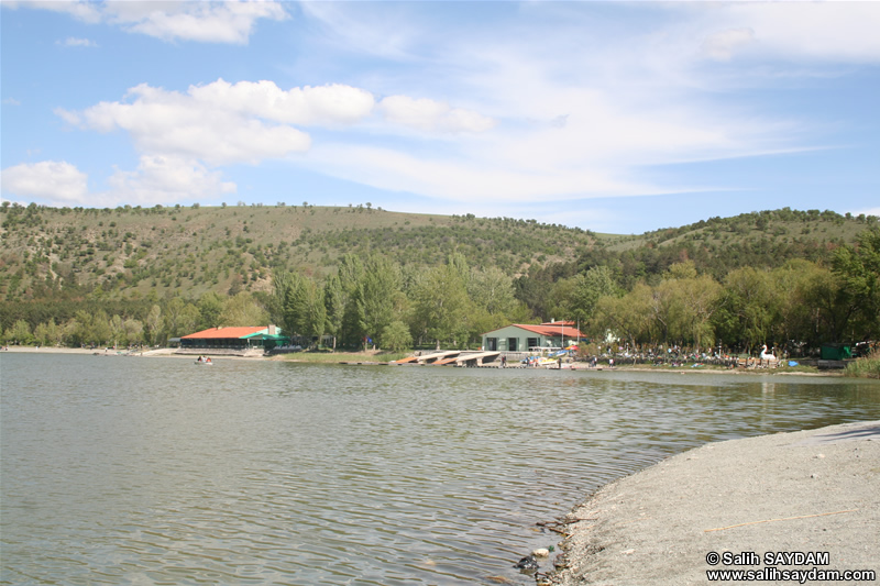 Lake of Eymir Photo Gallery 2 (Ankara)