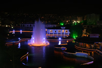 Tuna Pool Photo Gallery (At Night) (Ankara, Kecioren)