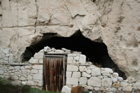 Mahkeme Agacin Village Photo Gallery 9 (Cave Churches) (Ankara, Kizilcahamam)