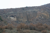 Mahkeme Agacin Village Photo Gallery 14 (Cave Churches) (Ankara, Kizilcahamam)