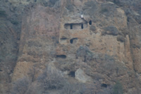 Mahkeme Agacin Village Photo Gallery 16 (Cave Churches) (Ankara, Kizilcahamam)