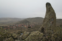 Taslica Village Photo Gallery 3 (Bride Rock) (Ankara, Kizilcahamam)