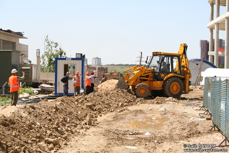 Turkish Telecom Outside Plant Work Photo Gallery 2 (Ankara)