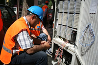 Turkish Telecom Outside Plant Work Photo Gallery 6 (Ankara)