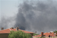 Fire Photo (Ankara)