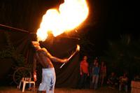 Ateş Dansı Fotoğraf Galerisi 3 (Antalya, Alanya)