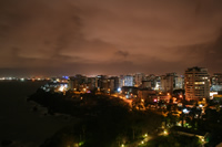 Lara Photo Gallery (At Night) (Antalya)