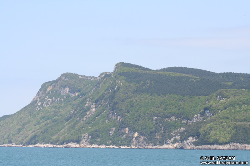 Hills Like Ataturk's Face Photo Gallery (Bartin, Amasra)