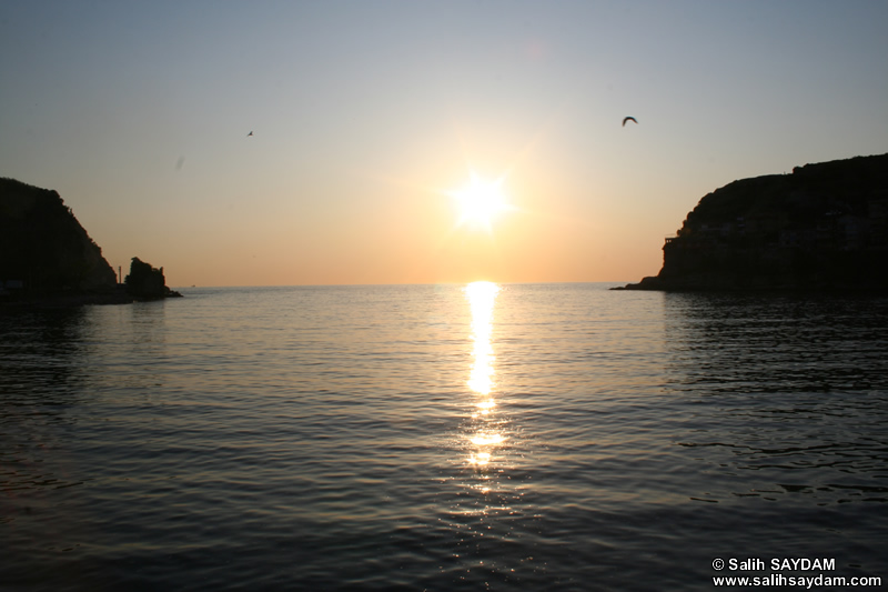 Sunset in Amasra Photo Gallery 3 (Bartin, Amasra)