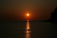 Sunset in Amasra Photo Gallery 4 (Bartin, Amasra)