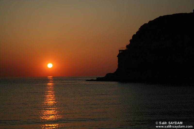 Sunset in Amasra Photo Gallery 6 (Bartin, Amasra)