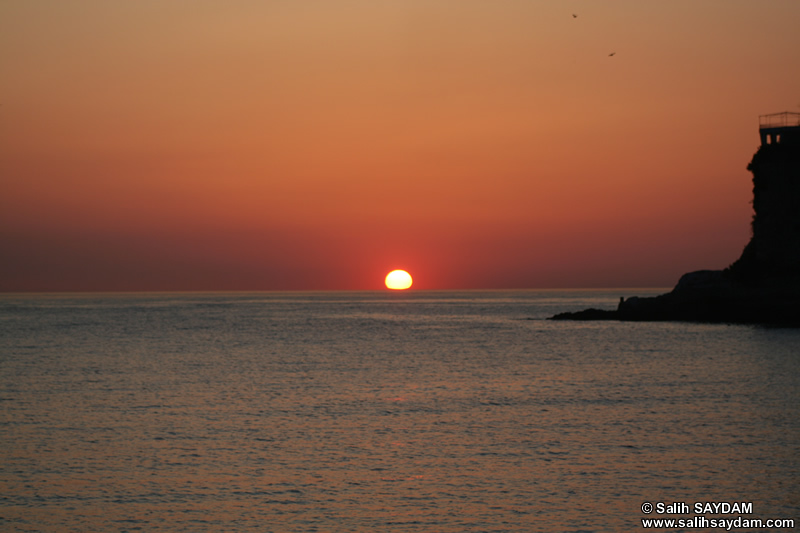 Sunset in Amasra Photo Gallery 8 (Bartin, Amasra)