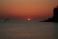 Sunset in Amasra Photo Gallery 9 (Bartin, Amasra)