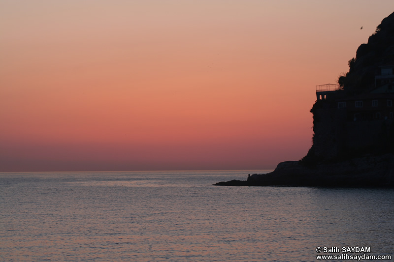 Sunset in Amasra Photo Gallery 14 (Bartin, Amasra)