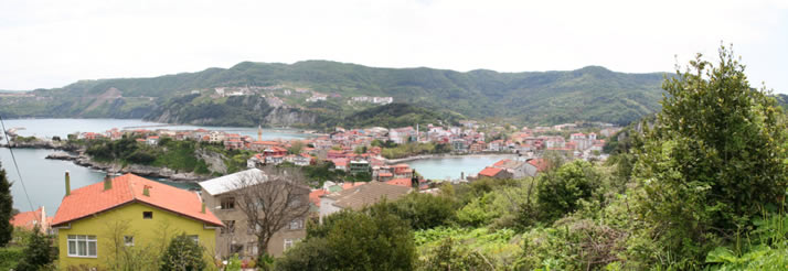 Panorama of Amasra 1 (Bartin)