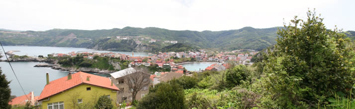 Panorama of Amasra 2 (Bartin)