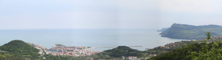 Panorama of Amasra 3 (Bartin)
