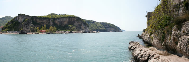 Panorama of Little Harbour 9 (Bartin, Amasra)