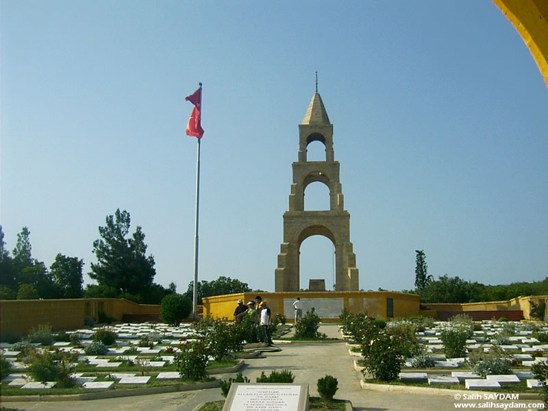The 57th Regiment Memorial Photo Gallery (Canakkale, Gallipoli)
