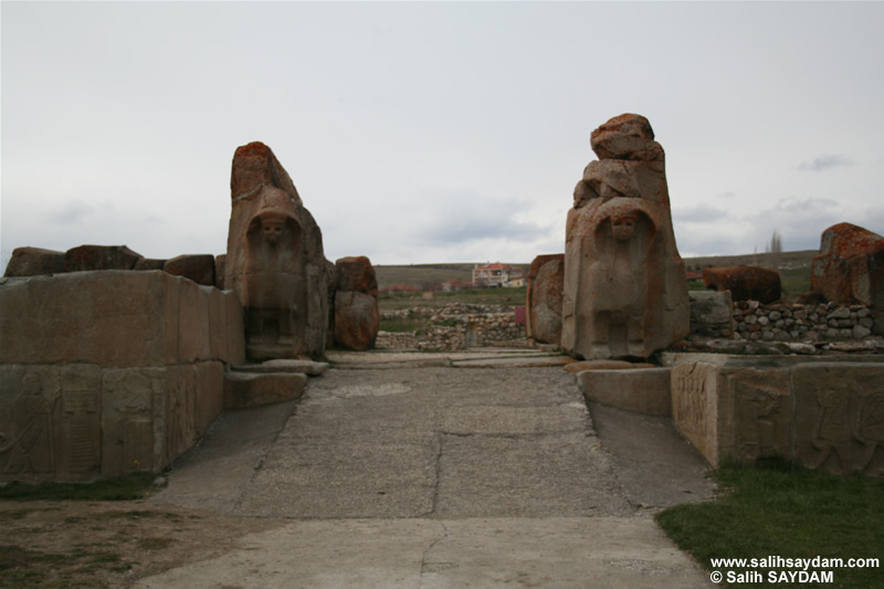 Sphinx Gate Photo Gallery (Corum, Alacahoyuk)