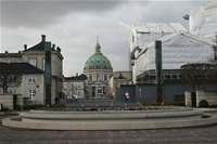 Royal Palace & Marble Church Photo Gallery (Copenhagen, Denmark)