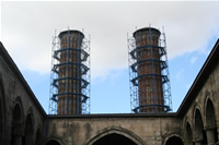 Double-Minaret Madrasah (Cifte Minareli Medrese) Photo Gallery 3 (Erzurum)
