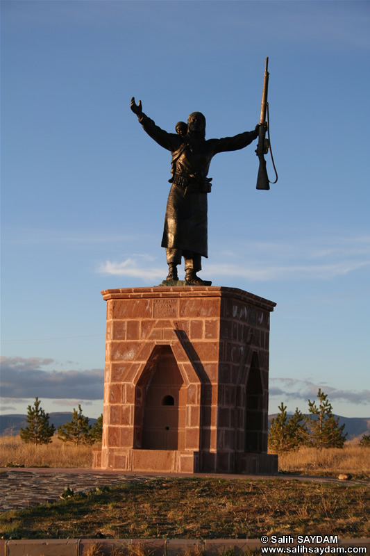 Sculpture of Nene Hatun Photo (Erzurum)