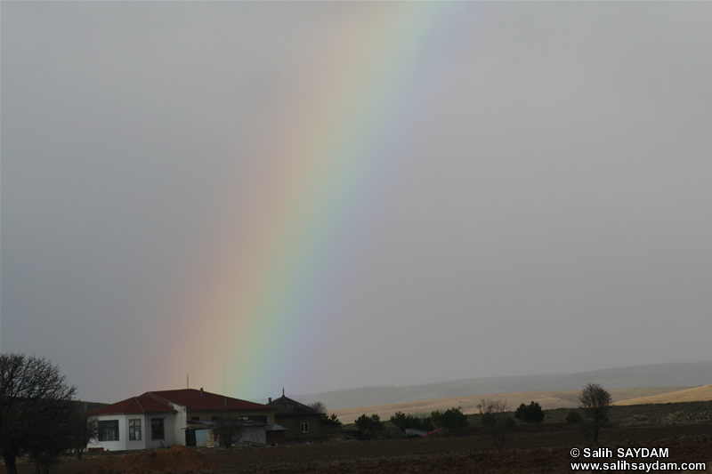 Rainbow Photo Gallery 1 (Between Afyon and Usak, Banaz)