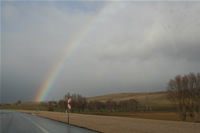 Rainbow Photo Gallery 2 (Between Afyon and Usak, Banaz)