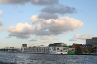 Amstel River Photo Gallery 1 (Amsterdam, Netherlands (Holland))