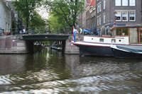 Bridges of Amsterdam Photo Gallery 1 (Amsterdam, Netherlands (Holland))