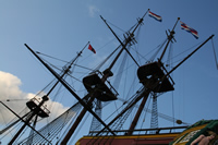 Amsterdam Maritime History Museum Photo Gallery 2 (Amsterdam Galleon) (Amsterdam, Netherlands (Holland))