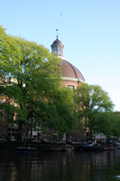 Round Lutheran Church (Ronde Lutherse Kerk) Photo Gallery (Amsterdam, Netherlands (Holland))