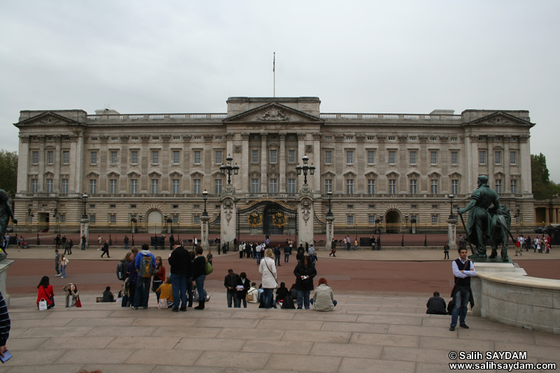 Buckingham Palace Photo Gallery 01 (London, England, United Kingdom)