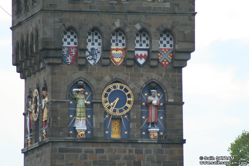 Cardiff Castle Photo Gallery 02 (Whales, United Kingdom)