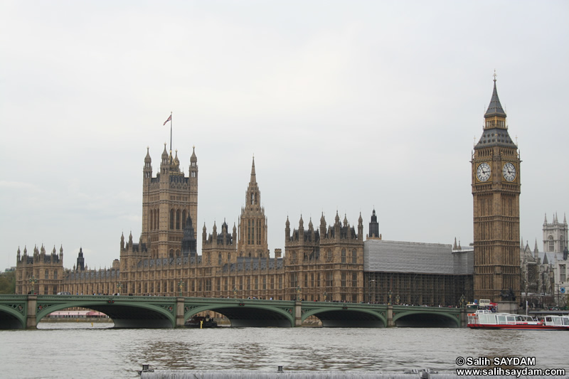 House of Parliament and Big Ben Photo Gallery 01 (London, England, United Kingdom)