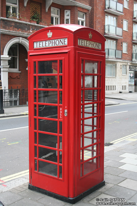 Telephone Cabins of London Photo Gallery (London, England, United Kingdom)