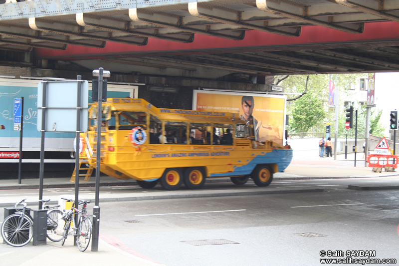 London Tour Vehicles Photo Gallery (London, England, United Kingdom)