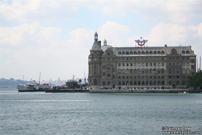Haydarpasa Train Station Photo Gallery 2 (Istanbul)
