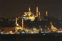 Mosque of Suleyman Photo (Istanbul)