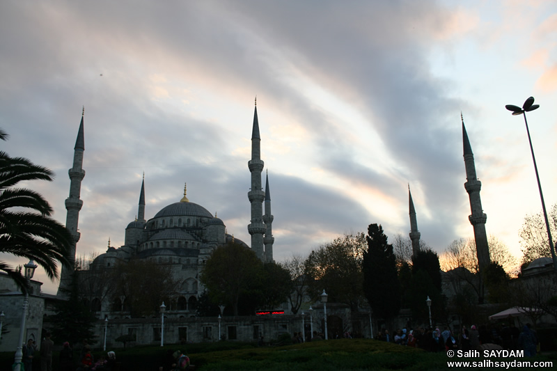 Blue Mosque (Sultan Ahmet Mosque) Photo Gallery 1 (Istanbul)