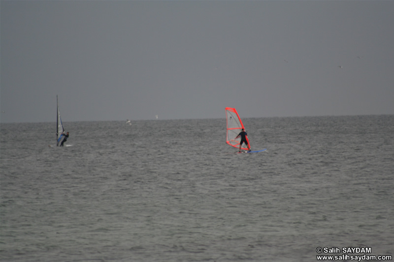 Wind Surf in Tuzla Photo Gallery (Istanbul)