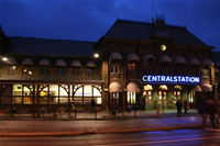 Gothenburg Central Station Photo Gallery (Sweden)