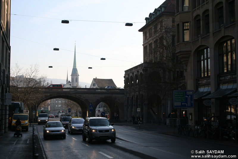 Zurich Photo Gallery 4 (Urania Street (Uraniastrasse)) (Switzerland)