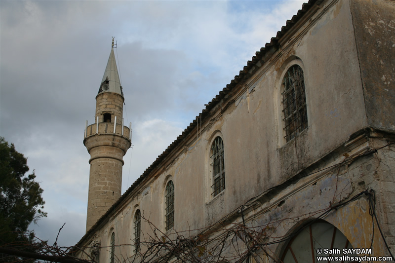 Mosque of Pazaryeri Photo Gallery (Izmir, Cesme, Alacati)